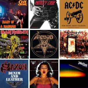 Scopri gli album usciti nel 1981