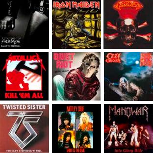 Scopri gli album usciti nel 1983