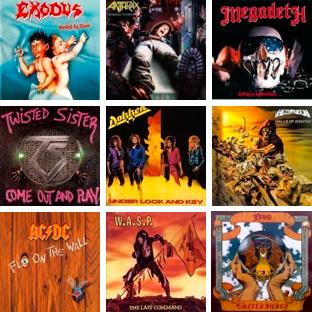 Scopri gli album usciti nel 1985
