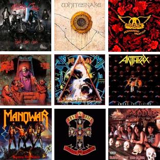 Scopri gli album usciti nel 1987