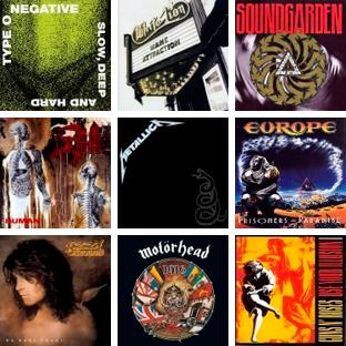 Scopri gli album usciti nel 1991