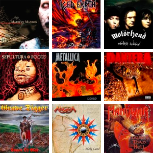 Scopri gli album usciti nel 1996