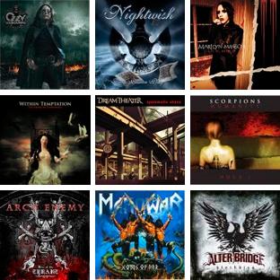 Scopri gli album usciti nel 2007