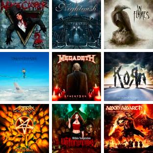 Scopri gli album usciti nel 2011