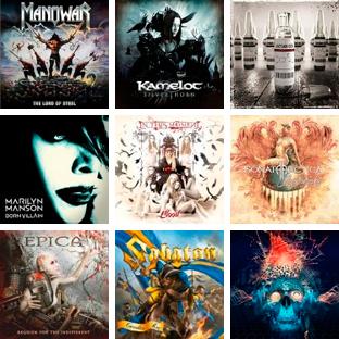 Scopri gli album usciti nel 2012