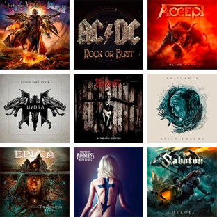 Scopri gli album usciti nel 2014