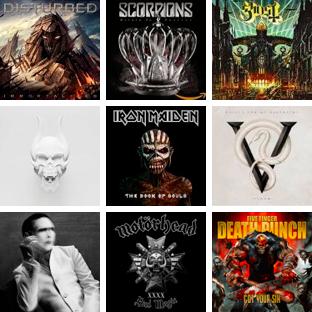 Scopri gli album usciti nel 2015