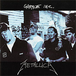 Garage inc - Metallica
