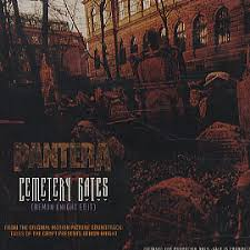 Cemetery Gates - Pantera