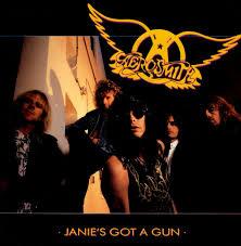 Janie's got a gun - Aerosmith