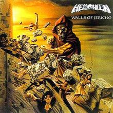 Walls of Jericho-Helloween