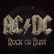 AC-DC - Rock or bust