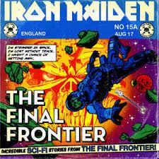 Iron Maiden - the final Frontier (single)