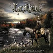 Keep on galloping - Korpiklaani