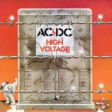 AC/DC - Hgh Voltage