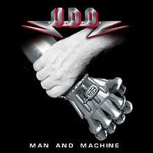 Man and Machine - UDO