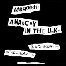 Anarchy In The UK - Megadeth