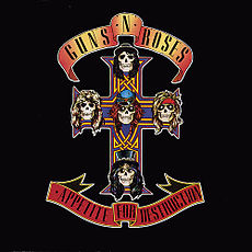 Guns'n'Roses - Appetite for Destruction