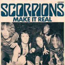 Make it Real - Scorpions
