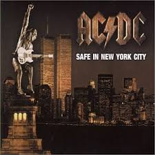 AC-DC - Safe in New York City