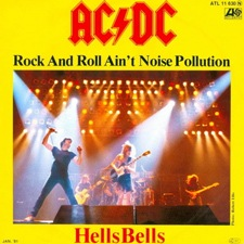 AC-DC - Rock and Roll Ain't Noise Pollution