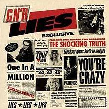 Guns and Roses - GNR Lies