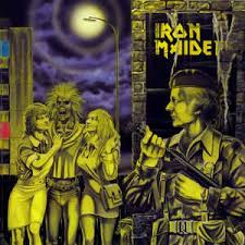 Women in Uniform - Iron Maiden