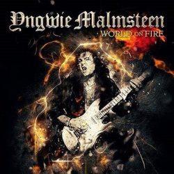Malmsteen - World on fire
