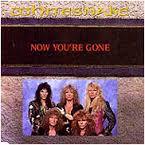Whitesnake - Now you're gone