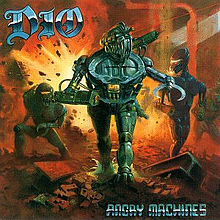 Dio - Angry Machines