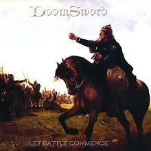 Doomsword - Let battle commence