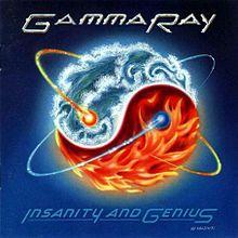 Gamma Ray - Insanity and Genius
