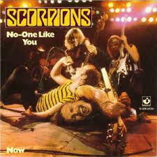 Scorpions - No One like you