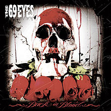 The 69 eyes - Back in blood