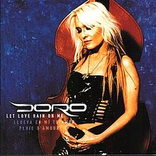 Doro - Let love rain on me