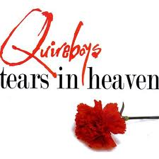 The Quireboys - Tears in Heaven