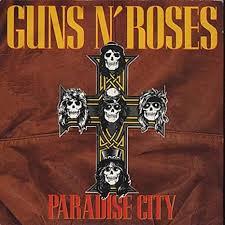 Guns'N'Roses - Paradise city