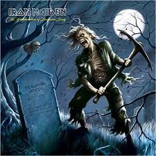 The Reincarnation of Benjamin Breeg - Iron Maiden