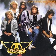 Aerosmith - Dude looks like a lady