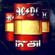 Cover you in oil - AC/DC