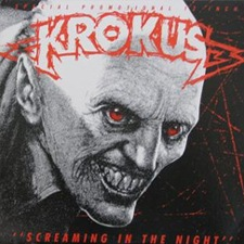 Krokus - Screaming in the night