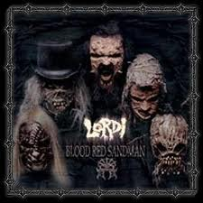 Lordi - Blood Red Sandman