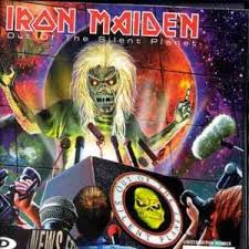 Out of the Silent Planet - Iron Maiden