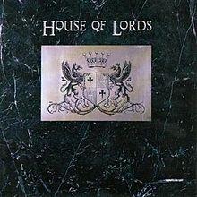 House of lords - album omonimo 1988