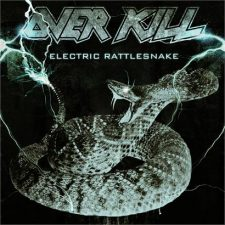 OverKill - Electric Rattlesnake