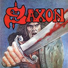Saxon - Saxon album omonimo