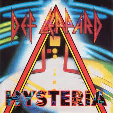 Def Leppard - Hysteria_single