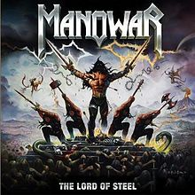 Manowar - The Lord of Steel (retail)