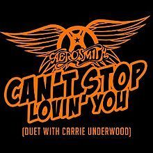 Aerosmith - Can't stop lovin you