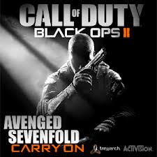 Avenged Sevenfold - Carry on